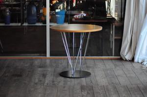 天童木工 Tendo ラウンドテーブル カフェテーブル