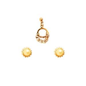 No4 [Yellow Gold]
