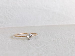 blue topaz-ring