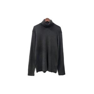 Y's for men - Turtleneck Wool Knit (size - 3) ¥13500+tax
