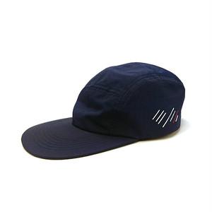 scar /////// BLOOD NYLON CAMP CAP (Navy)