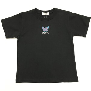 X-girl STAGES エックスガール ステージス バタフライモチーフTシャツ 9212204-39