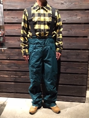 Green Clothing  MOVEMENT Pants  Teal Green Mサイズ