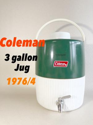 Coleman コールマン ビンテージ ジャグ 3ガロン