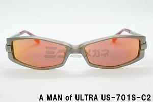 【公式取扱店】A MAN of ULTRA×BLACK ICE US-701S-C2、メガネ、ウルトラセブンコラボ、円谷プロダクション、眼鏡、フレーム、ウルトラマンコラボ、変身アイスラッガー、サングラス、数量限定