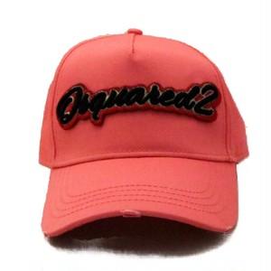 ディースクエアード ( DSQUARED2 ) ベースボールGAP ピンク
