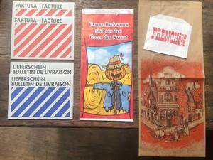 外国マルシェ袋セット #03