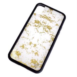 ワイルドフラワー WILDFLOWER スマートホンケース iPhoneXR対応 レディース WGLD201XR ホワイトゴールド