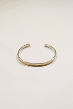 【GIGI】Gold cuff MENS