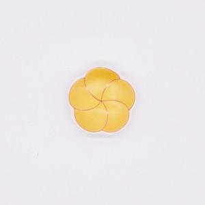 【限定1点 アウトレット品】有田焼 箸置 金彩捻り梅 253301 豆豆市098