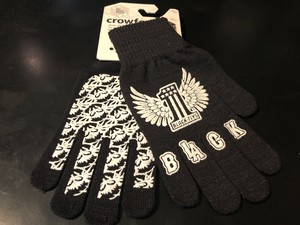 BlackFlys 【No.1 SMART PHONE GLOVE ホワイト】