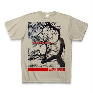 Tシャツ / 松 / THE SUGAR FIELDS / Color [Silver Gray]
