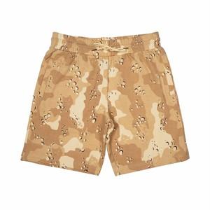 db3a0a593b RIPNDIP - Nerm Camo Sweat Shorts (Choc Chip Camo)