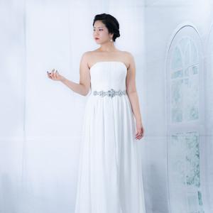 ウェディングドレス シース WD0281