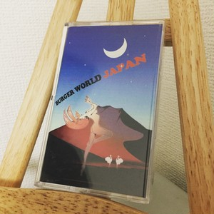 V.A. / BURGER WORLD: JAPAN(CASSETTE TAPE)
