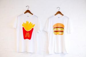 USA マクドナルド オフィシャルTシャツ