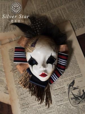 Silver Star~銀星堂~ / 仮面ブローチ