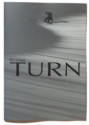 It's your TURN VOL.5☆スノーボーディングのターンを凝縮!