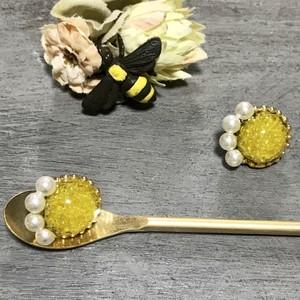 hachimitsu earring