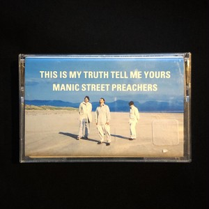 Manic Street Preachers ?/ This is my truth tell me yours(UK)[中古Cassette]