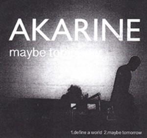 """[None] AKARINE - """" 3rd demo Maybe tomorrow """" [CD-R]"""