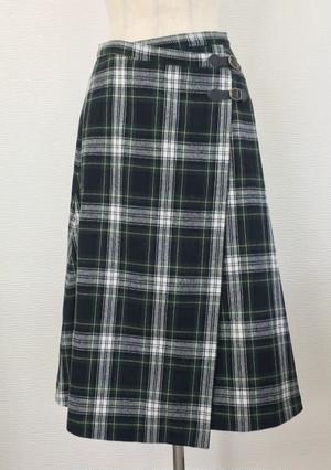 W020 巻きスカート
