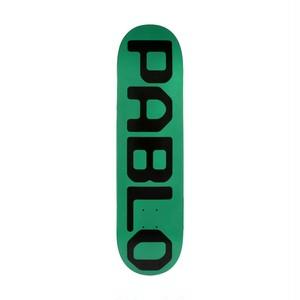 GX1000 Pablo Green 8 deck ジーエックス