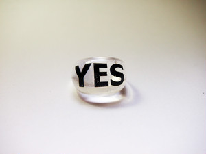 YES ring