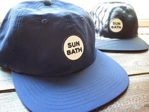 SUNBATH BASEBALL LOGO CAP