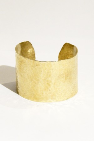 【grün⁺】真鍮BANGLE 4cm BRASS