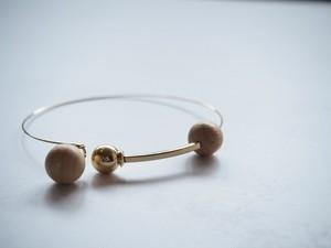 WOOD*METAL bracelet