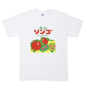オームリンゴTシャツ