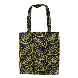 アフリカンプリントのトートバッグ 2 / African Prints Face Bag 2