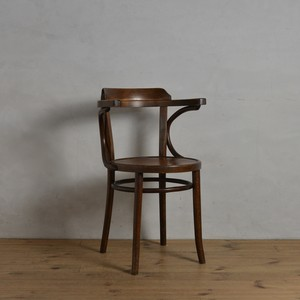 Bentwood Arm Chair【B】 / ベントウッド アーム チェア 〈ダイニングチェア・デスクチェア〉
