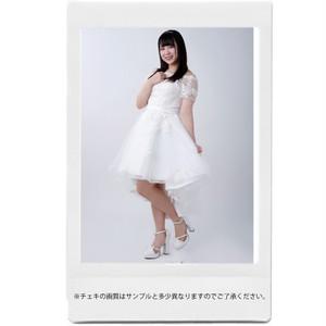 【WEB限定】柊なほ 生誕祭チェキ&生写真②