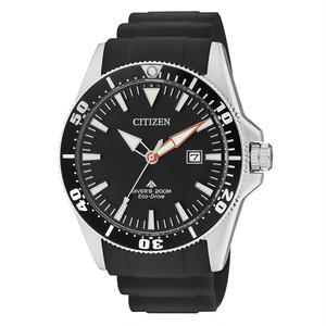 新品 CITIZEN BN0100-42E PROMASTER Eco-Drive Divers 200m ラバーベルト シチズン プロマスター エコ・ドライブ ダイバーズ 腕時計
