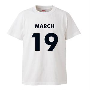 3月19日