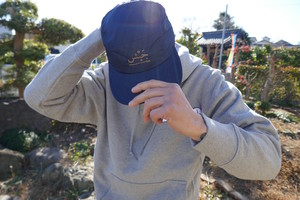 ARABIC NYLON CAMP CAP