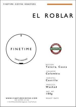 EL ROBLAR