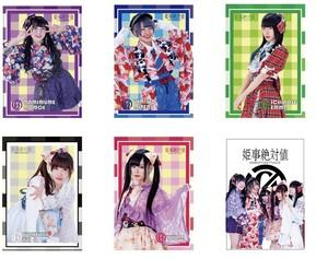 【姫事絶対値】『壁掛けminiポスター』6種類