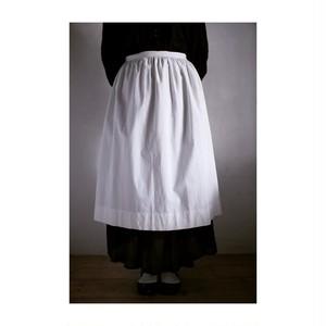 French White linen tablier #5325