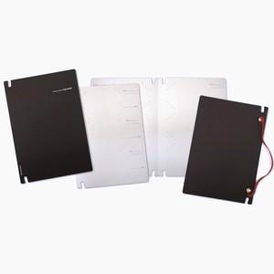 デザイン文具 Log book【黒】