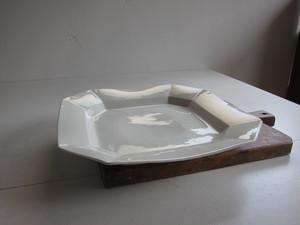 オクトゴナル 角皿 ビストロプレート