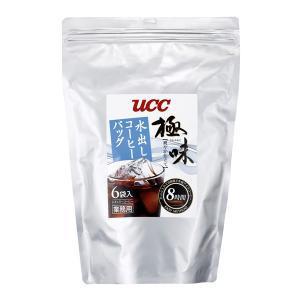 UCC極味 水出しコーヒー 1.2Lx6P