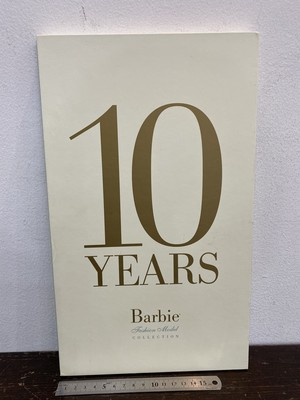 10YEARS  バービーBarbie Fashion model COLLECTION