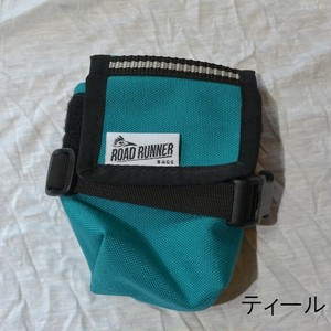 RoadRunnerBags / The Drafter Saddle Bag   ティール
