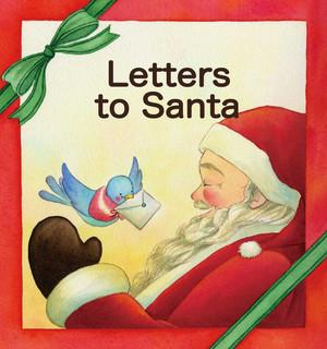 【クリスマス】サンタさんへのてがみ英語版