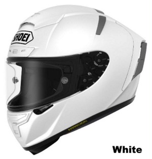 SHOEI X-Fourteen white