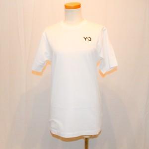 ワイスリー ( Y-3 ) バックプリントTEE ホワイト