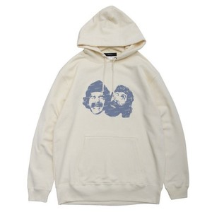 "QUOLT / クオルト | "" LAUGHING PARKA "" - Cream"
